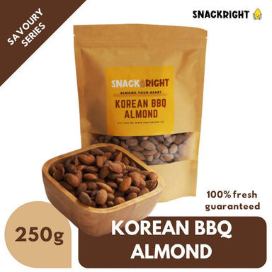 Korean BBQ Almond - Snacks - SnackRight - Naiise