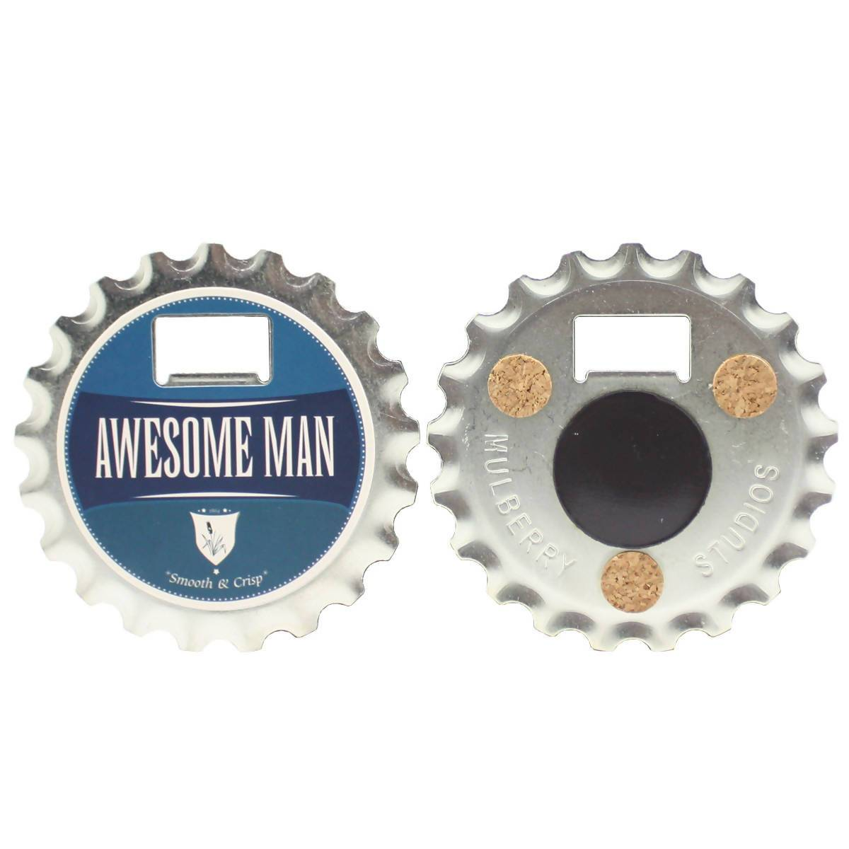 BOTTLE BUSTER - Best Bottle Opener : Awesome Man - Bottle Openers - La Belle Collection - Naiise