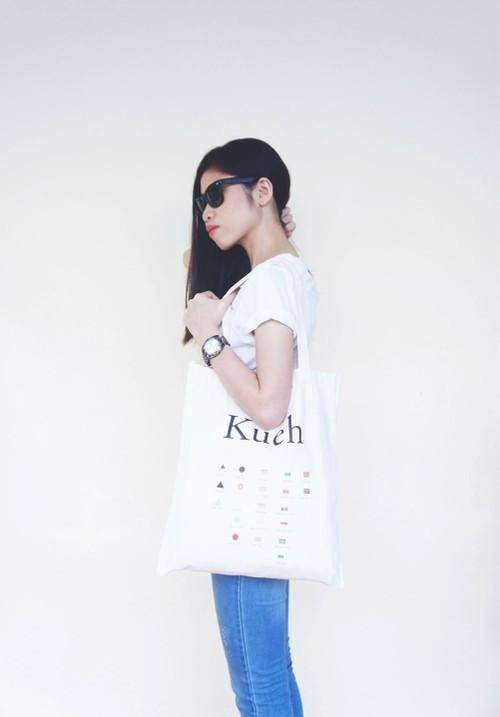 Kueh Tote Bag Local Tote Bags Shu Han Lee