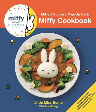 Kumoya Café Miffy Cookbook - Cookbooks - Marshall Cavendish - Naiise