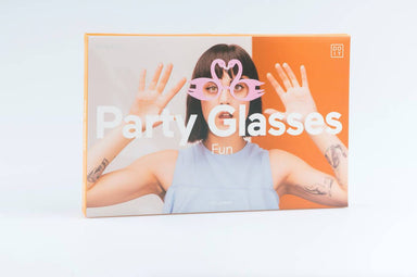 DOIY - Paper Party Glasses - Partyware - The Planet Collection - Naiise
