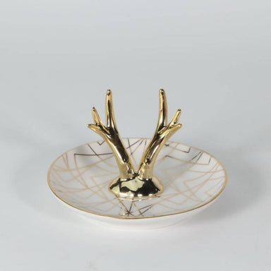 Antler Ring and Accessories Holder - Jewellery Holders - The Planet Collection - Naiise