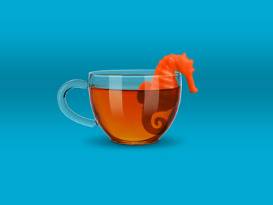 Fred Under The Sea - Sea Horse Infuser - Tea Infusers - The Planet Collection - Naiise