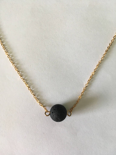 Lava Rock Jewelry - Necklaces - Sol+ - Naiise
