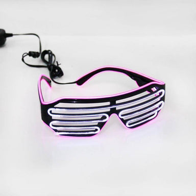LED Spectacles - Eyeglasses - Ok Can Lah - Naiise