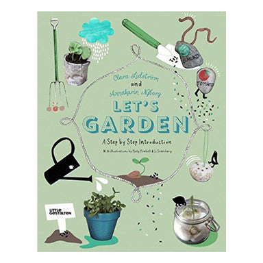 Let's Garden : A Step By Step Introduction - Books - Tan Yang International - Naiise