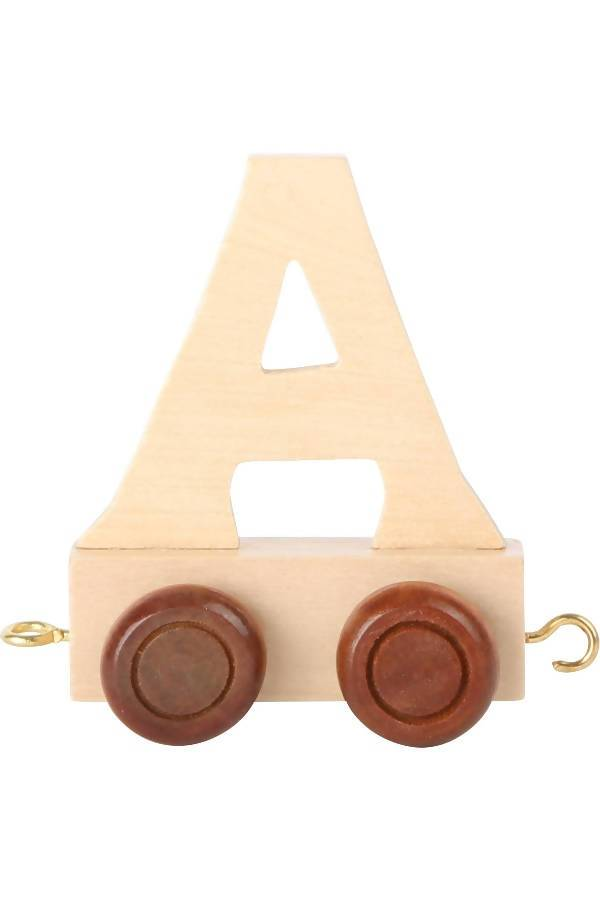 Letter Train - A - Kids Toys - The Children's Showcase - Naiise
