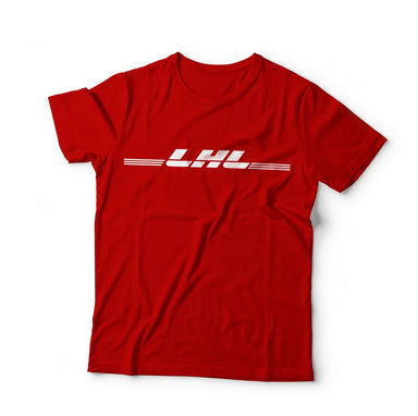 LHL Crew Neck S-Sleeve T-shirt (Pre-Order) - Local T-shirts - Wet Tee Shirt - Naiise