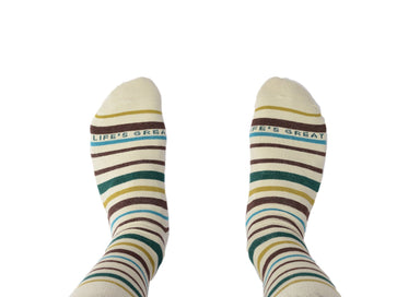 Life's Great Socks - Socks - Talking Toes - Naiise