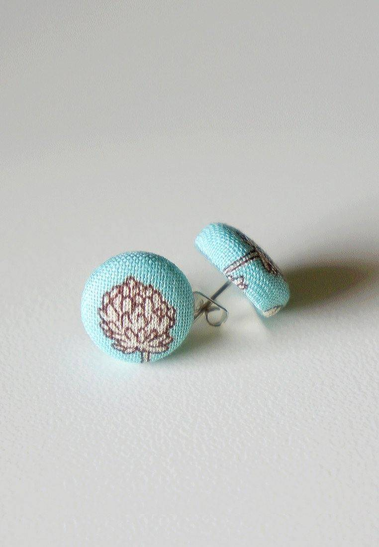 Liv Tiffany Stud Earrings - Earrings - Paperdaise Accessories - Naiise