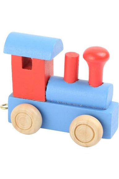 Locomotive - Red & Blue - Kids Toys - The Children's Showcase - Naiise