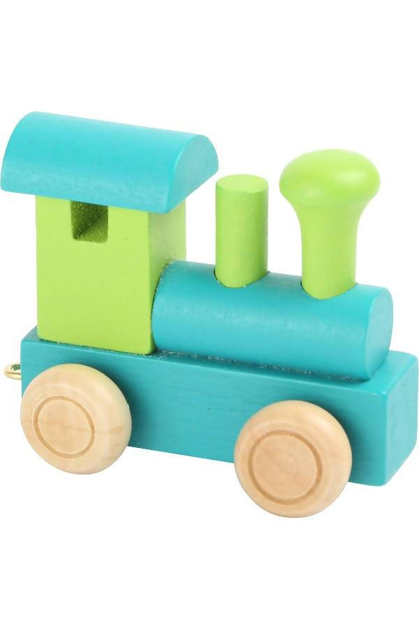 Locomotive Train- Green & Blue - Kids Toys - The Children's Showcase - Naiise