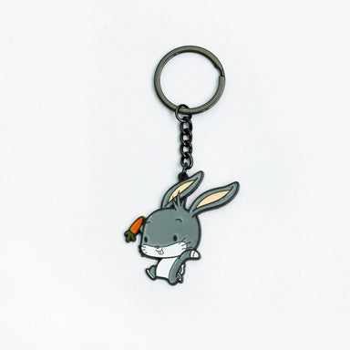 Looney Tunes Bugs Bunny Chibi Keychain - Keychains - Ok Can Lah - Naiise