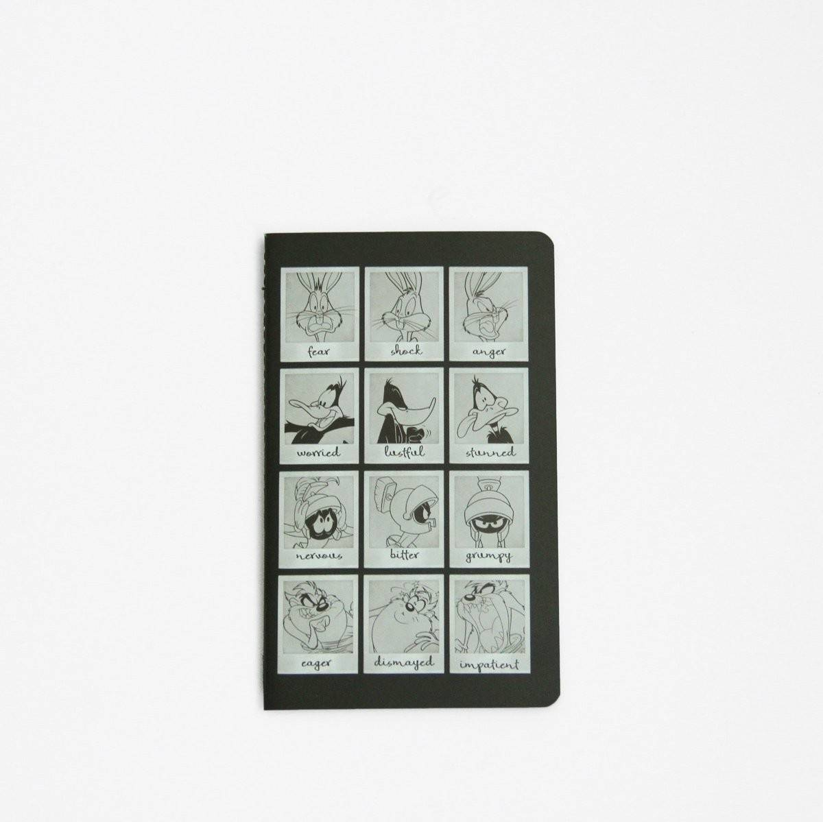 Looney Tunes Expression Mini Notebook - Notebooks - Ok Can Lah - Naiise