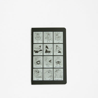 Looney Tunes Expressions Mini Notebook Notebooks Looney Tunes by Meykrs