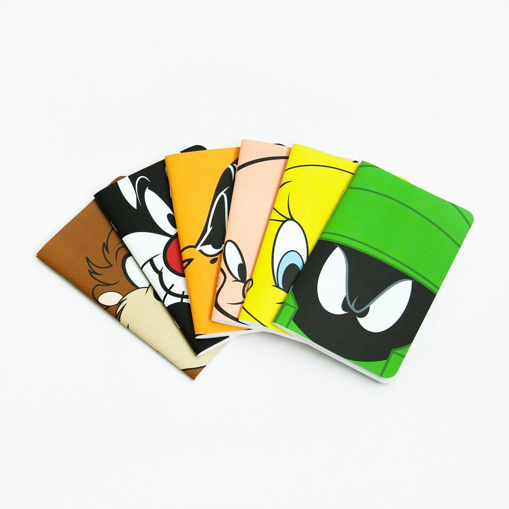 Looney Tunes Mini Notebook Notebooks Looney Tunes by Meykrs