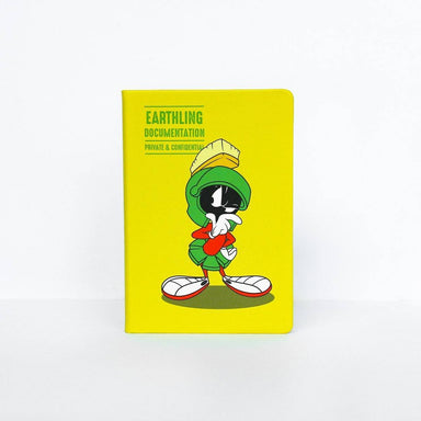 Looney Tunes Notebook: Marvin Earthling Documentation - Notebooks - Ok Can Lah - Naiise