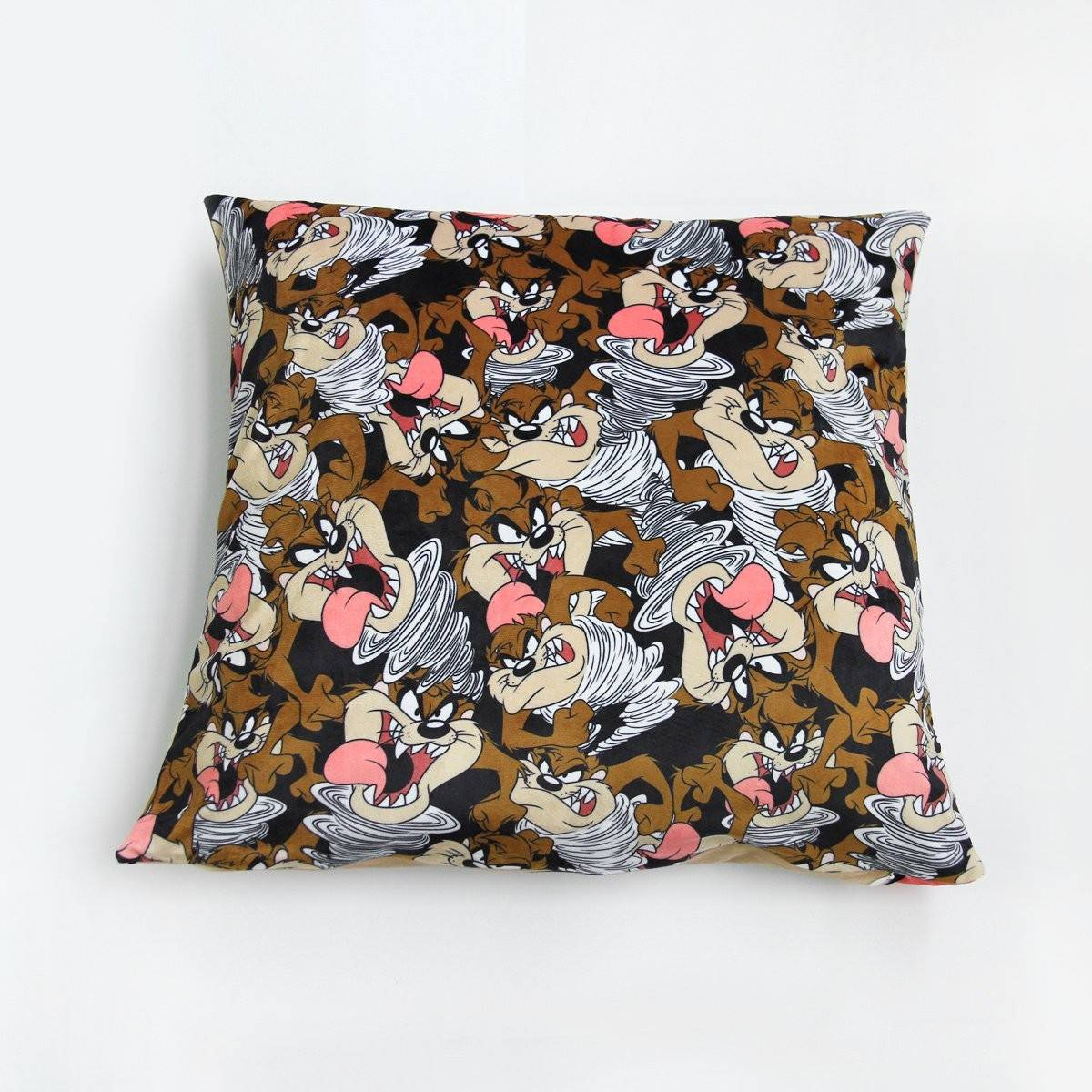 Looney Tunes Taz Cushion Cover - Cushion Covers - Ok Can Lah - Naiise