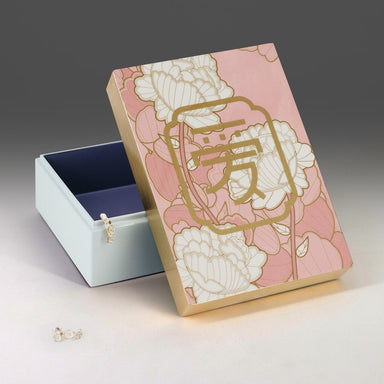 LOVE 爱 Lacquer Box Jewellery Holders SCENE SHANG Default Title