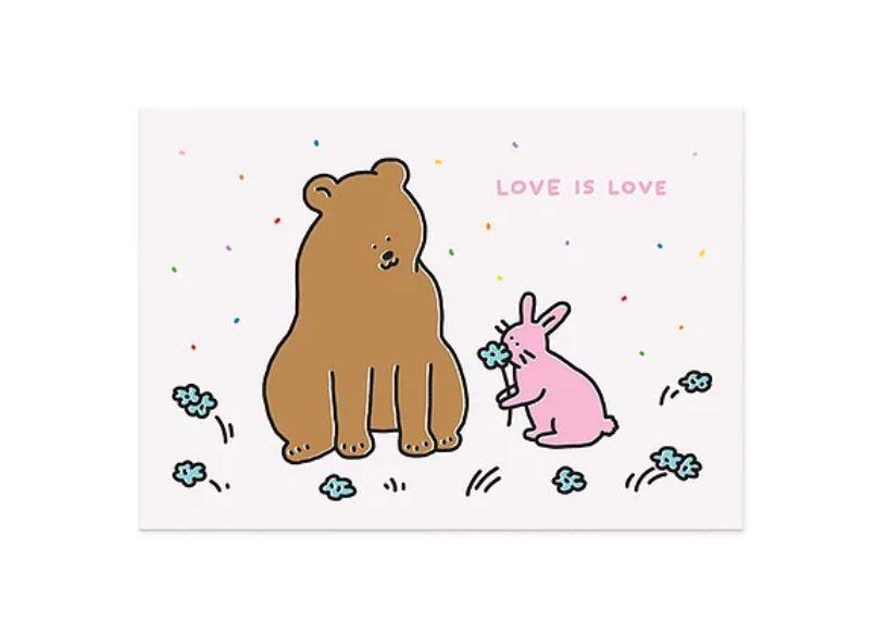 Love Is Love Print Prints Feelings Club