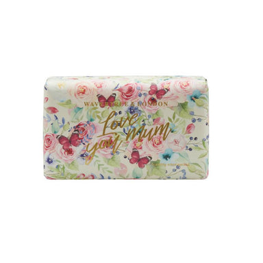 Love You Mum Soap Bar Soaps Wavertree & London