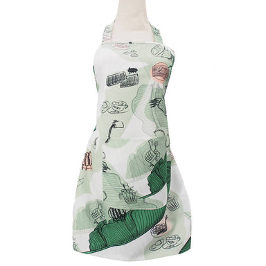#LSLIFE SG Let's Makan Apron - Aprons - Lully Selb - Naiise