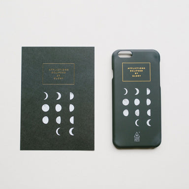 Lunar Eclipse Phone Case - Phone Cases - xhundredfold - Naiise