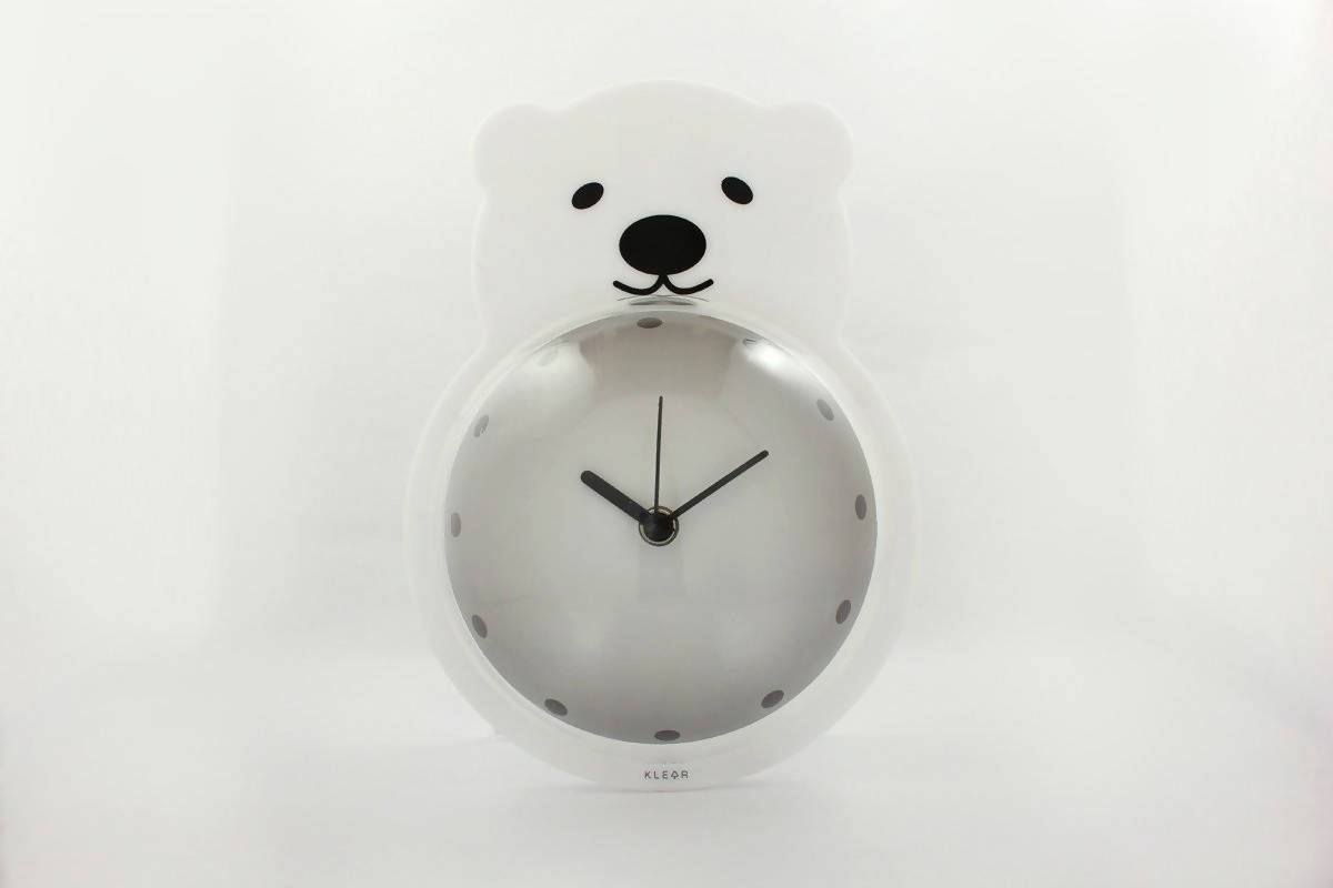 Klear - Knut Wall Clock - Clocks - The Planet Collection - Naiise