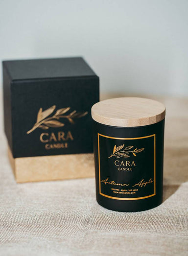 Autumn Apple - Scented Candles - Cara Candle - Naiise