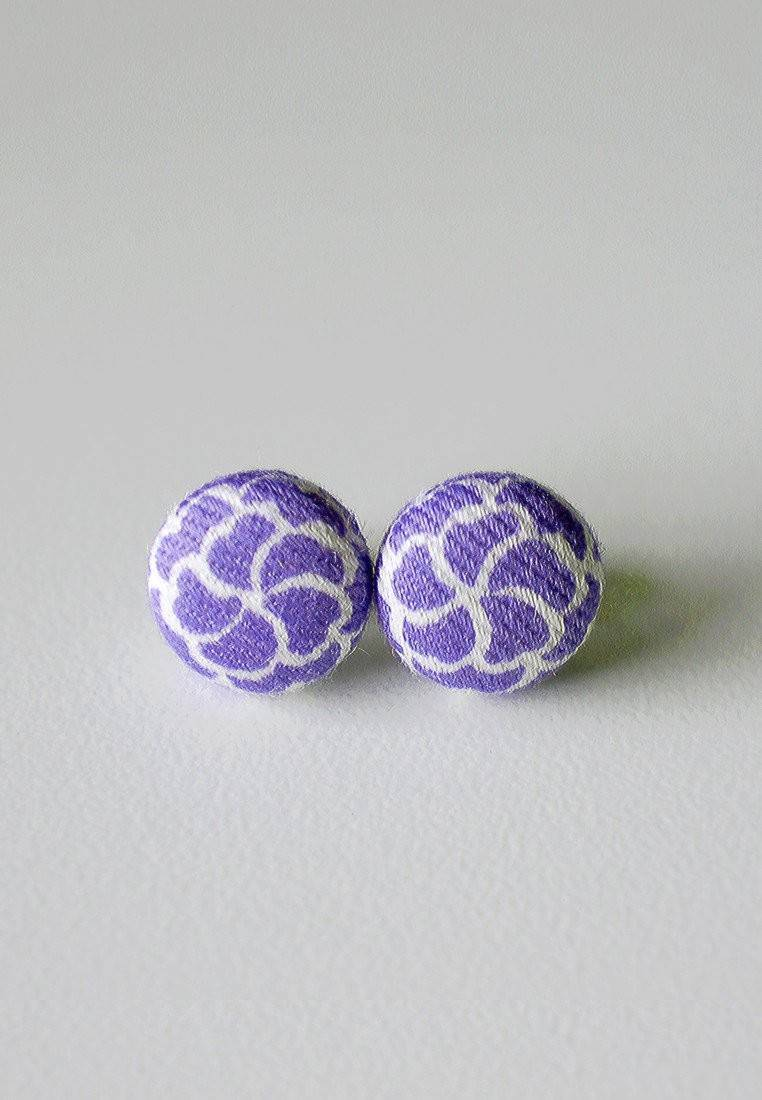 Maisy Posie Stud Earrings - Earrings - Paperdaise Accessories - Naiise