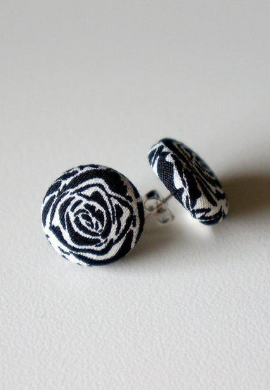 Mama Rosette Stud Earrings - Earrings - Paperdaise Accessories - Naiise