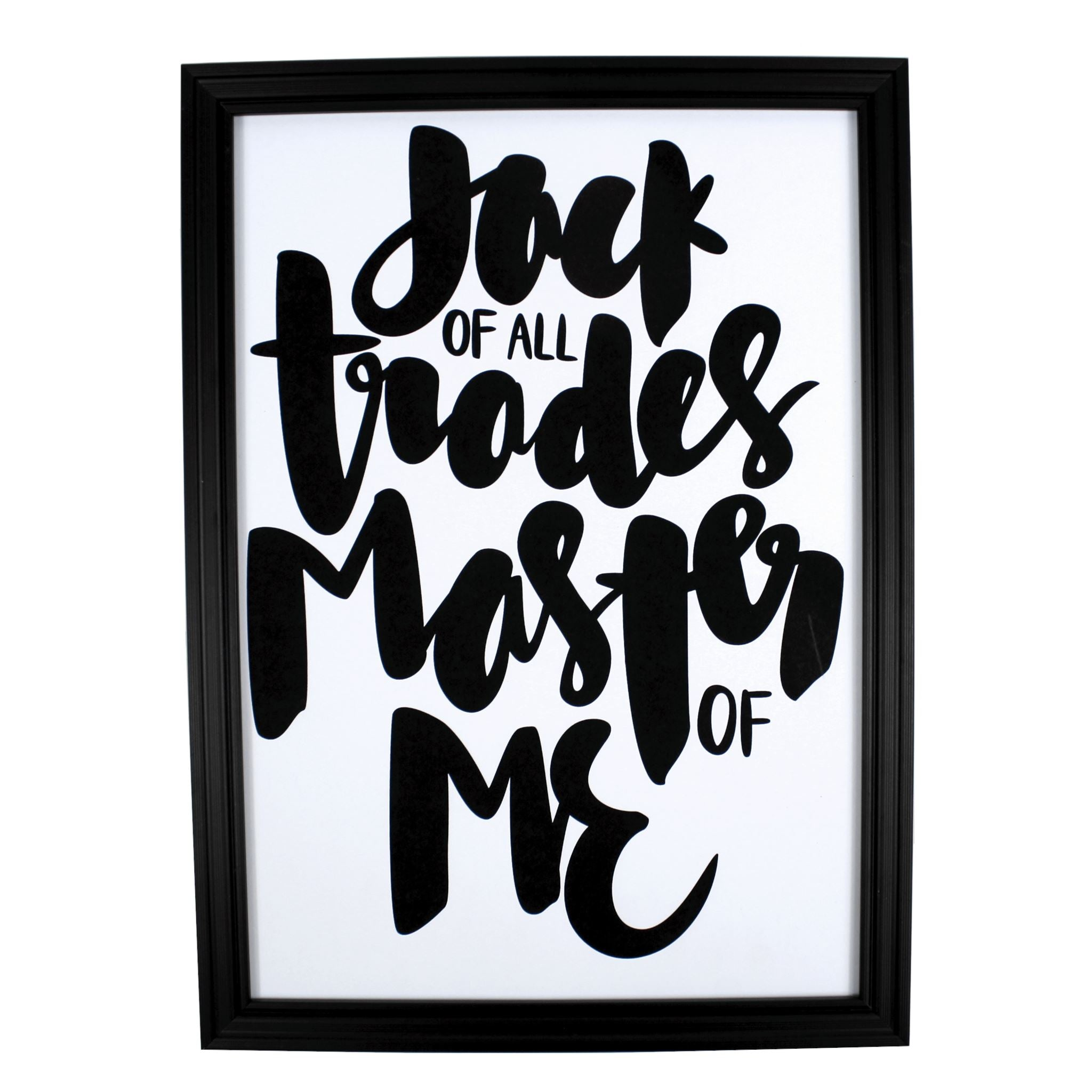 Master of Me Print - Prints - ELLIAWRITES - Naiise
