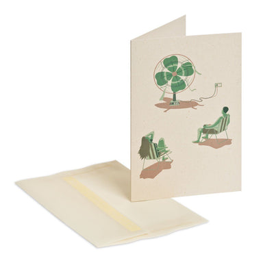 May luck be with you Greeting Card Good Luck Cards MULTIFOLIA ATELIER di Rita Girola
