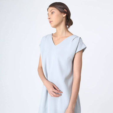 Maya Long Tunic Top in Stardew Women's Tops Salient Label