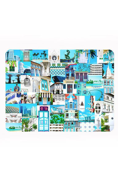 MB Art - MemoryBoards Placemat Set of 4 - Placemats - MB Art - MemoryBoards - Naiise