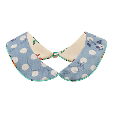 Meow Meow Collar IV Scarves By Moumi