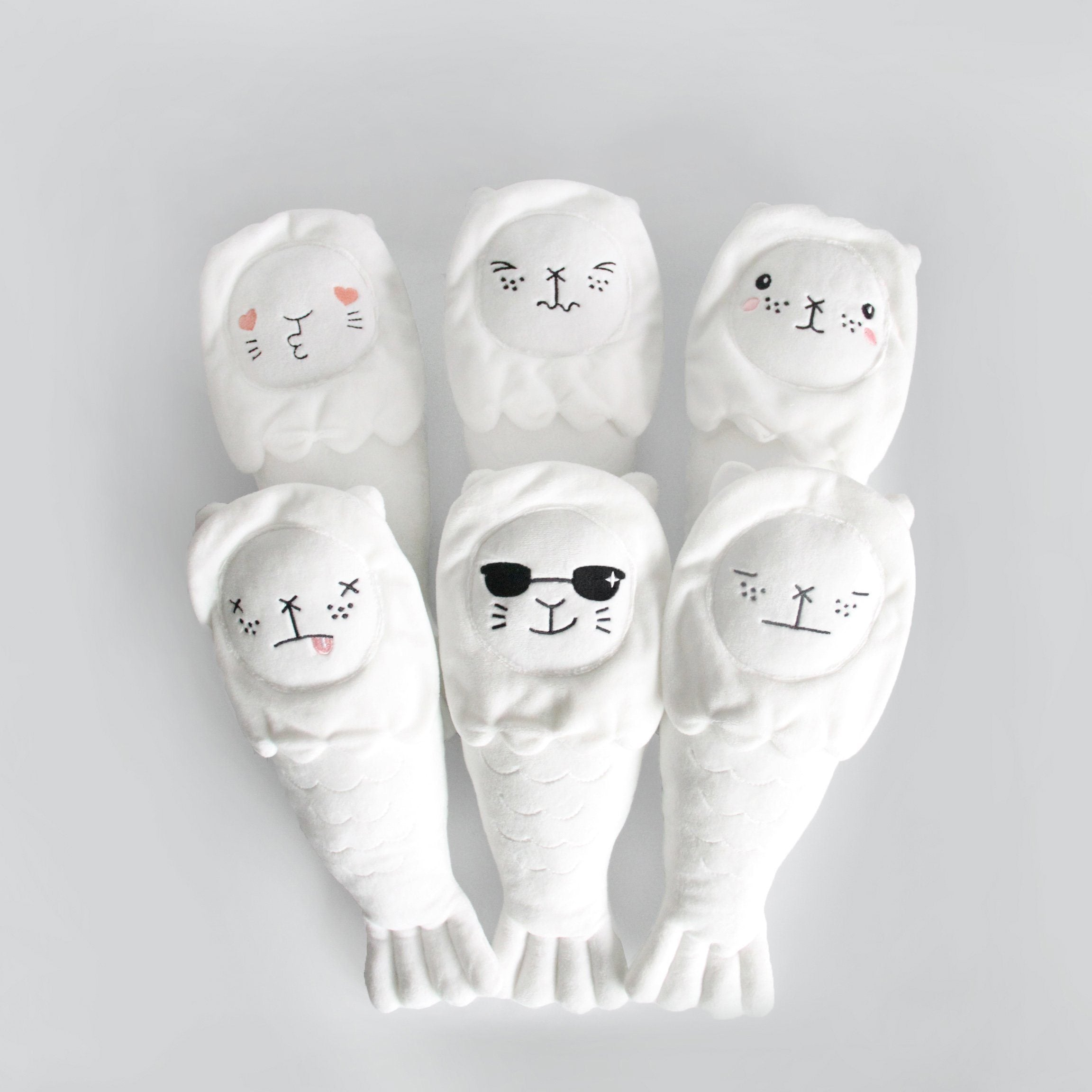 Merlion Chou Chou Mystery Faces Local Plushies Red Republic