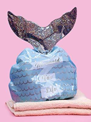Mermaid Shower Cap Bathroom Accessories NPW