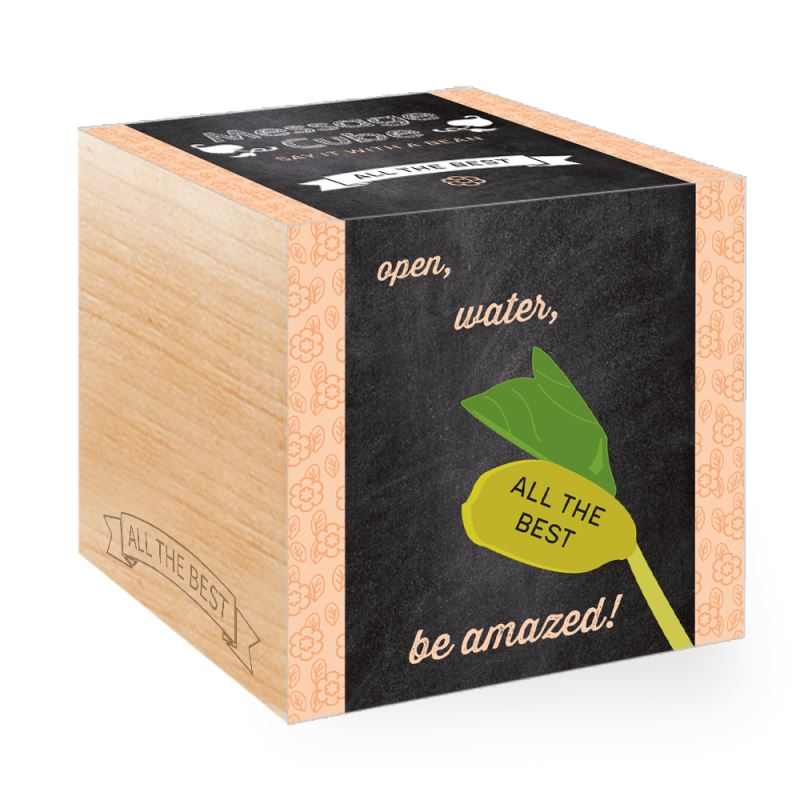 Message Bean - All The Best Gardening Kits Feel Green