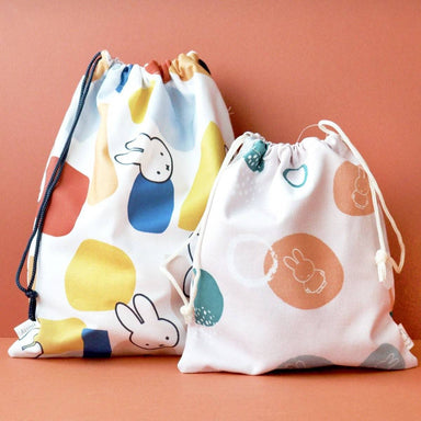 Miffy Drawstring Bag New Arrivals Ok Can Lah