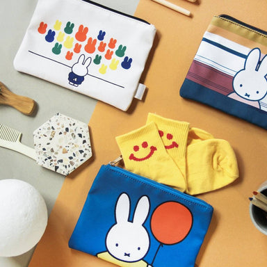 Miffy Zip Pouch New Arrivals Ok Can Lah