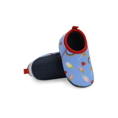 Minnow Designs Beach Booties - Lollies & Rainbows Kids' Shoes Minnow Designs