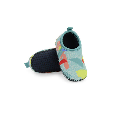 Minnow Designs Beach Booties - Sprinkles Kids' Shoes Minnow Designs