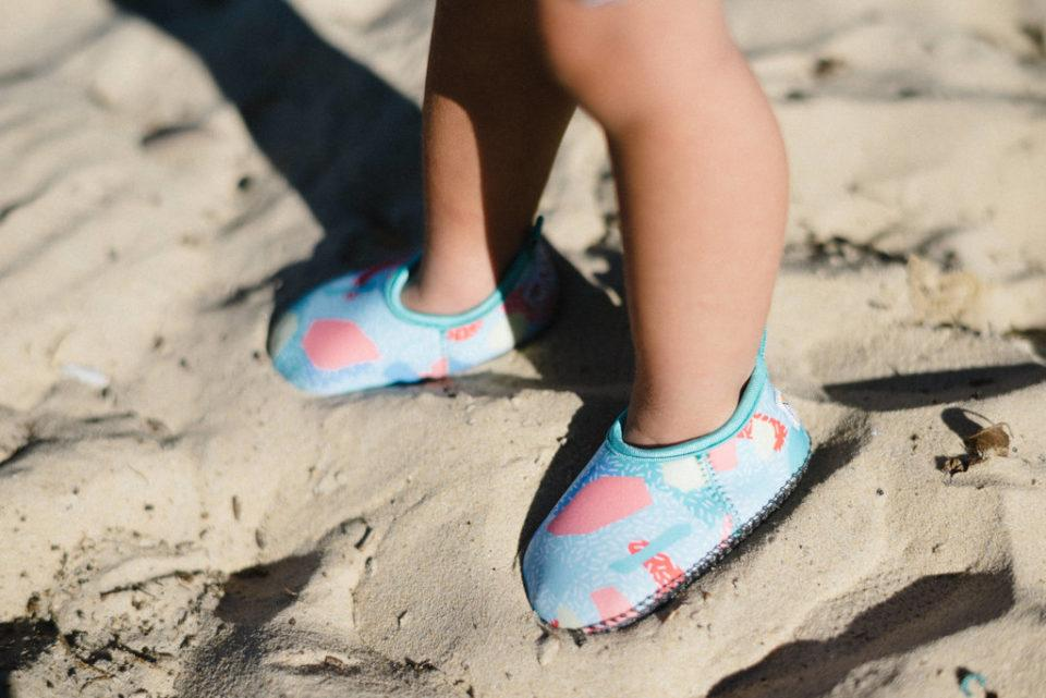 Minnow Designs Beach Booties - Sprinkles - Kids' Shoes - Minnow Designs - Naiise