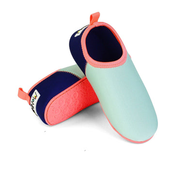 Minnow Designs Junior Beach Booties - Minty Kids' Shoes Minnow Designs