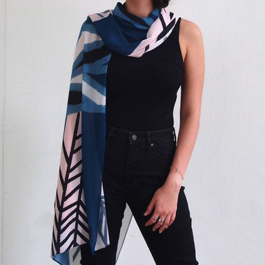 Minty Fresh Shawl - Scarves - Lully Selb - Naiise