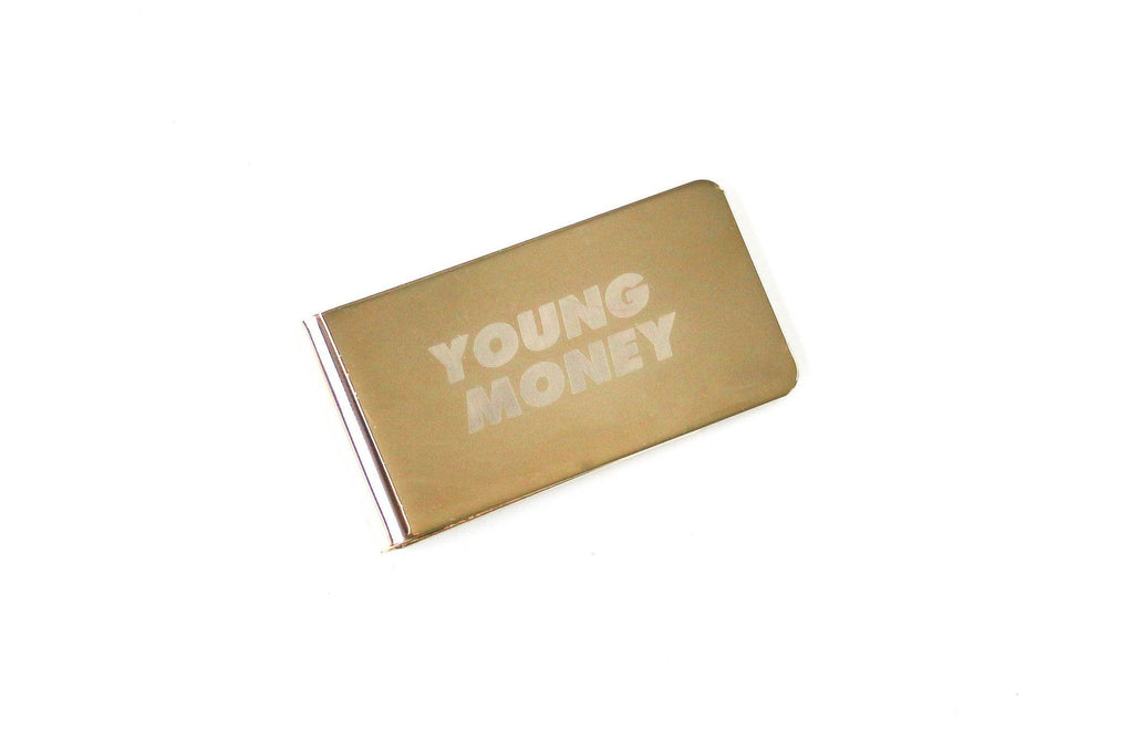Money Clip - Young Money Money Clips Mr Marvelous