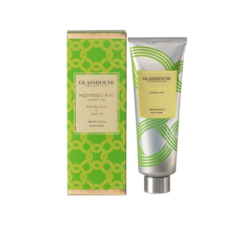 Montego Bay Hand Cream Hand Creams Glasshouse
