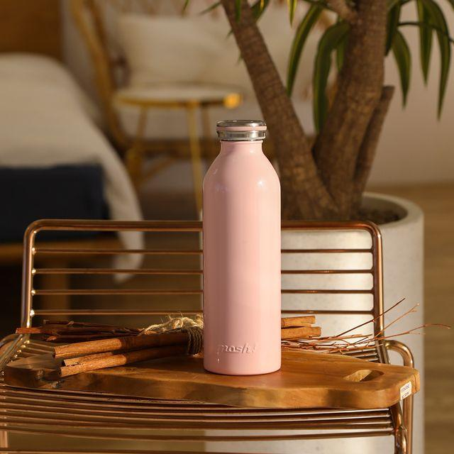 MOSH! Stainless Steel Bottle - 700ml Water Bottles MOSH! Peach