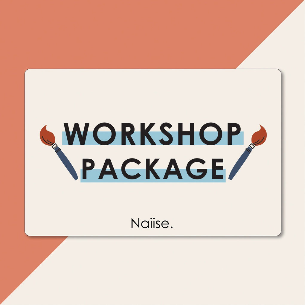 Naiise Workshop Package Workshop Packages Naiise